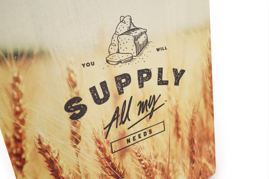Supply {Wood Board}