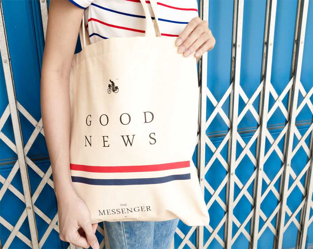 Good News {Tote Bag}
