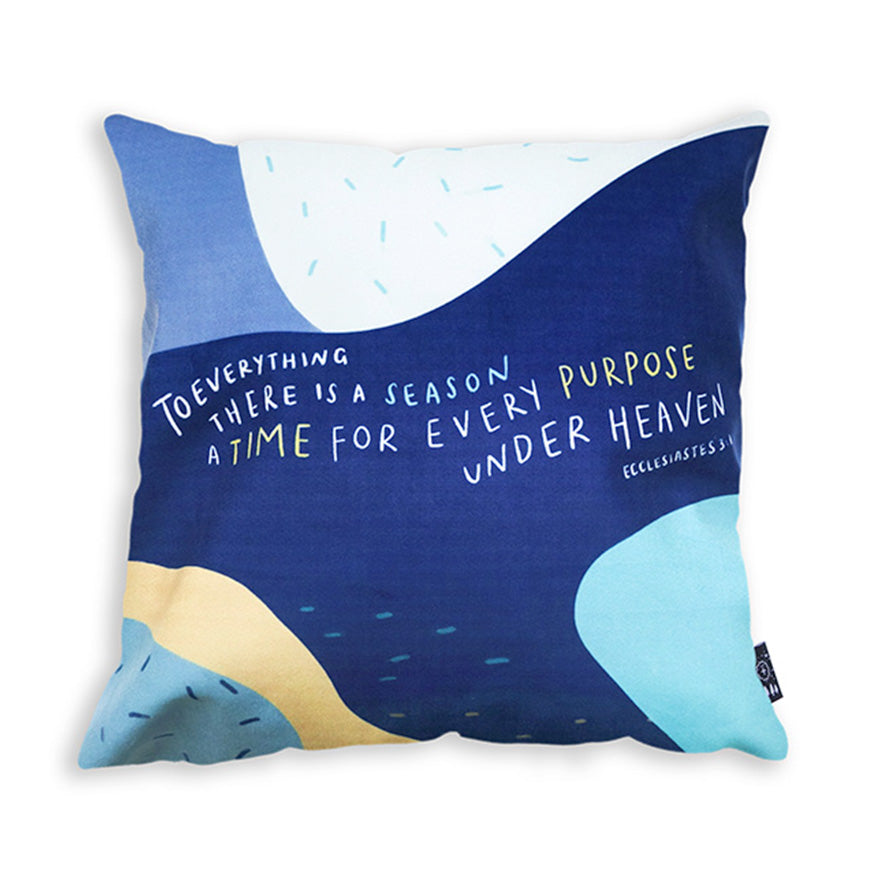 To Everything There Is A Season {Cushion Cover}