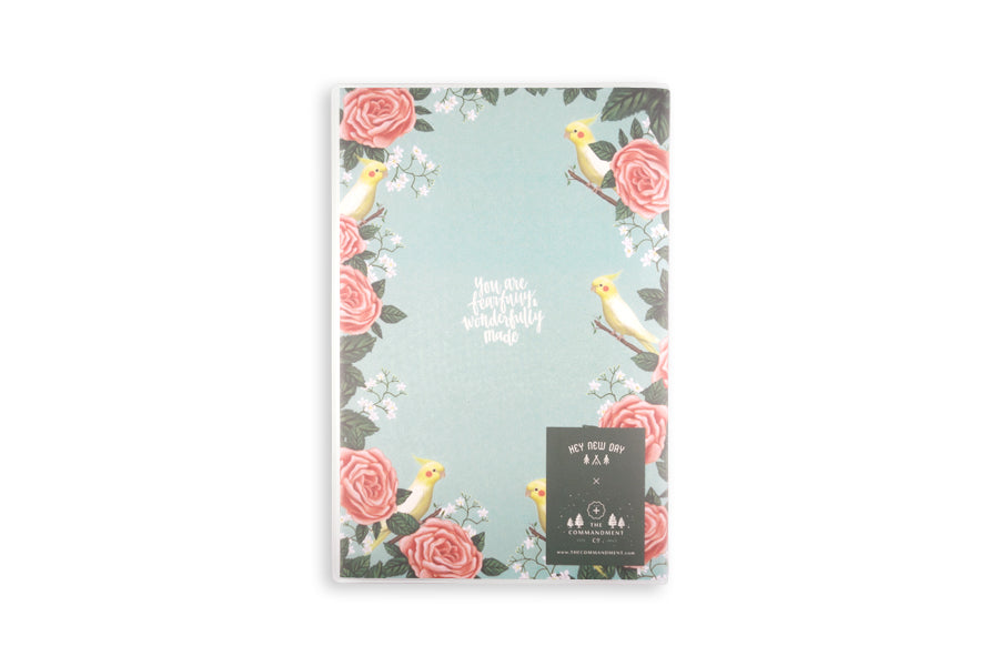 Fearfully & Wonderfully Made {A5 Notebook}