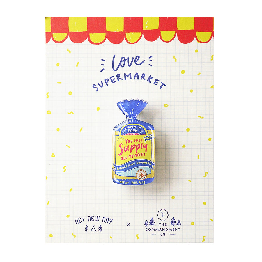 Wholesome Bread Pack {LOVE SUPERMARKET}