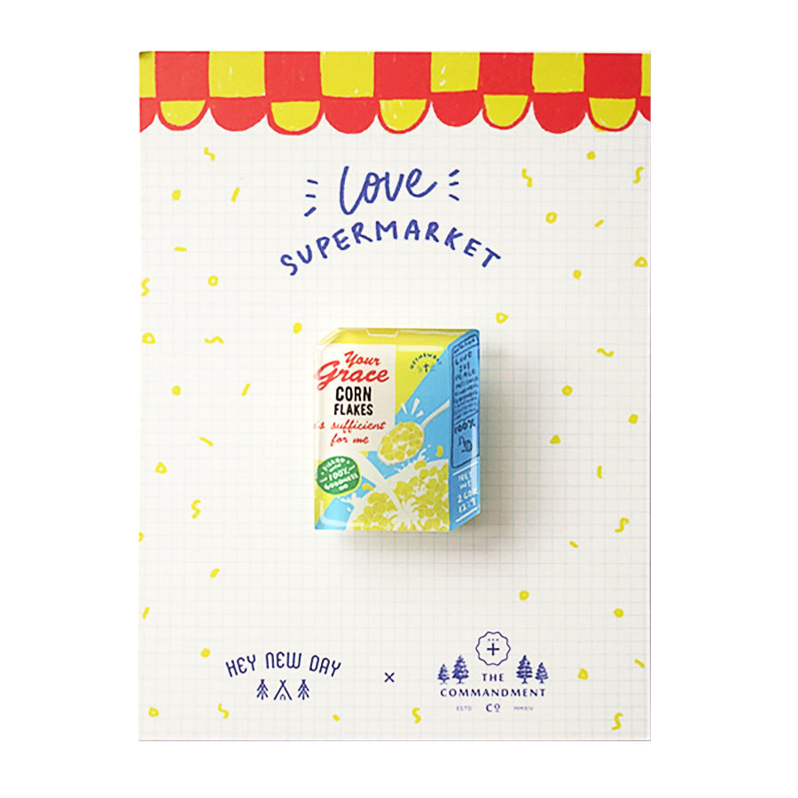 Grace Cereals {LOVE SUPERMARKET}