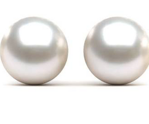 8mm pearl earrings