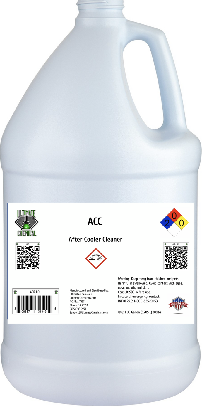 ACC - After Cooler Cleaner