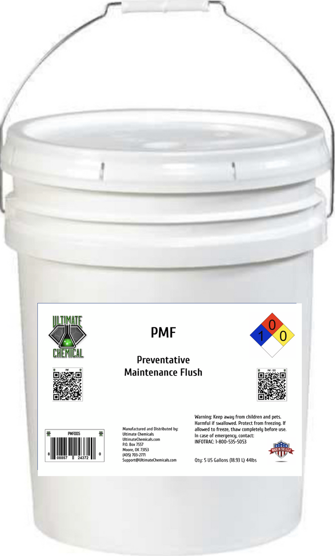 PMF - Preventive Maintenance Flush