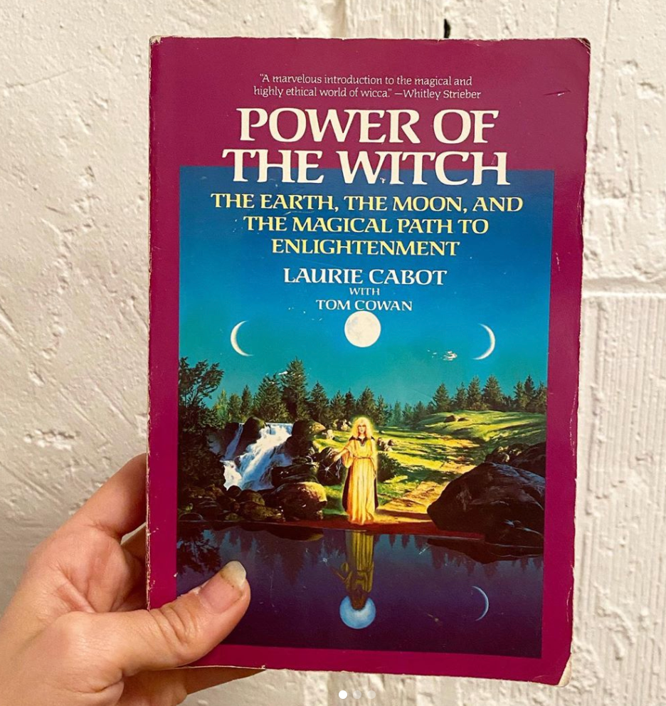 SOLD - Power of the Witch