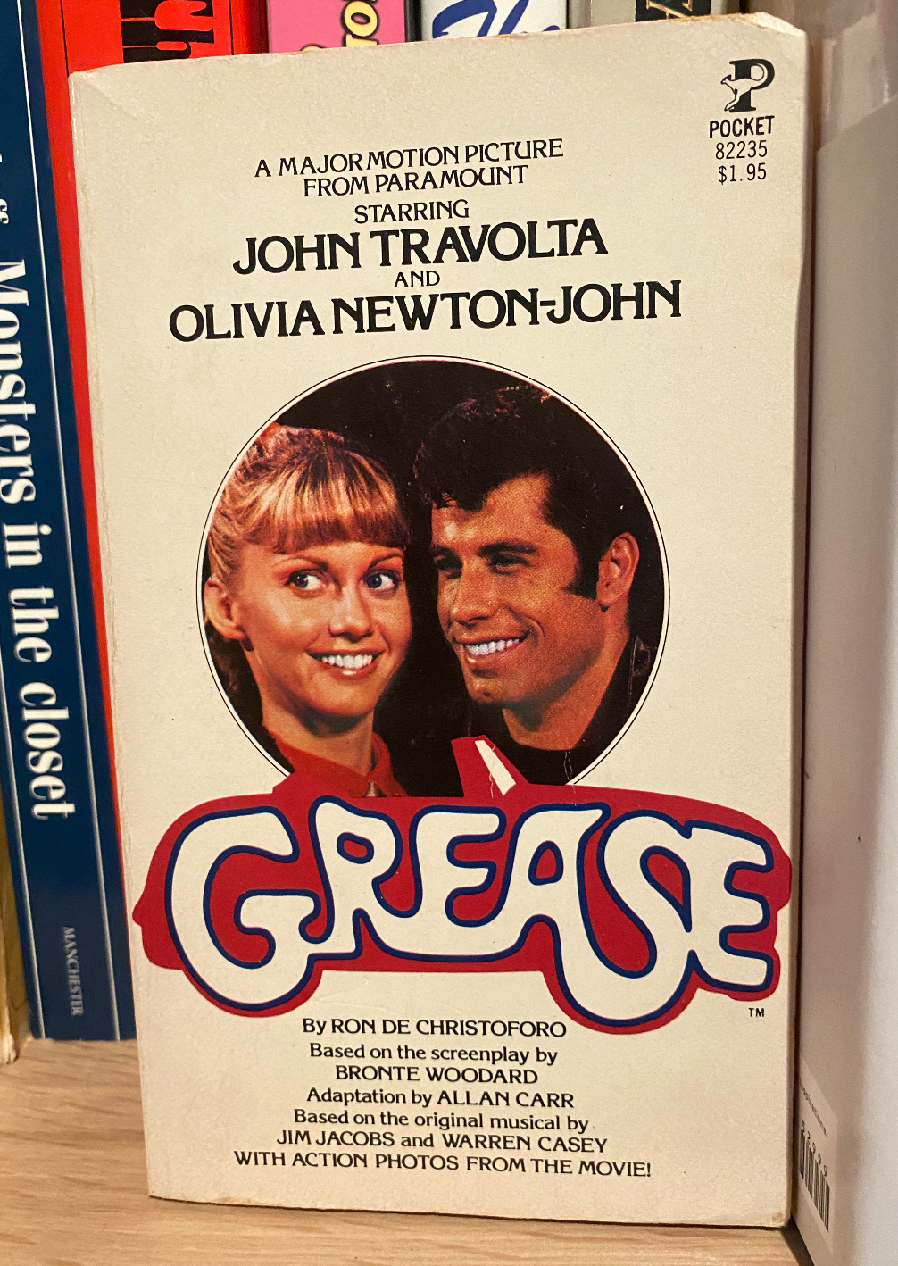 SOLD Grease