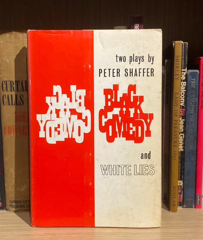 Black Comedy and White Lies: Two Plays by Peter Shaffer