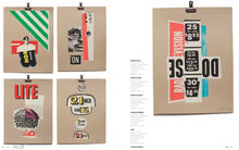 Load image into Gallery viewer, Pulled: A Catalog of Screen Printing by Mike Perry