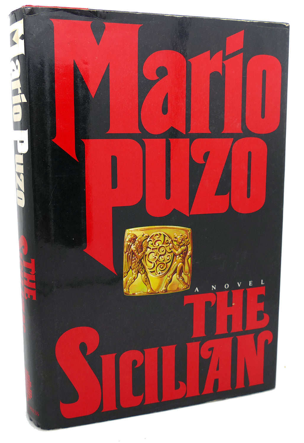 The Sicilian by Mario Puzo; First Edition