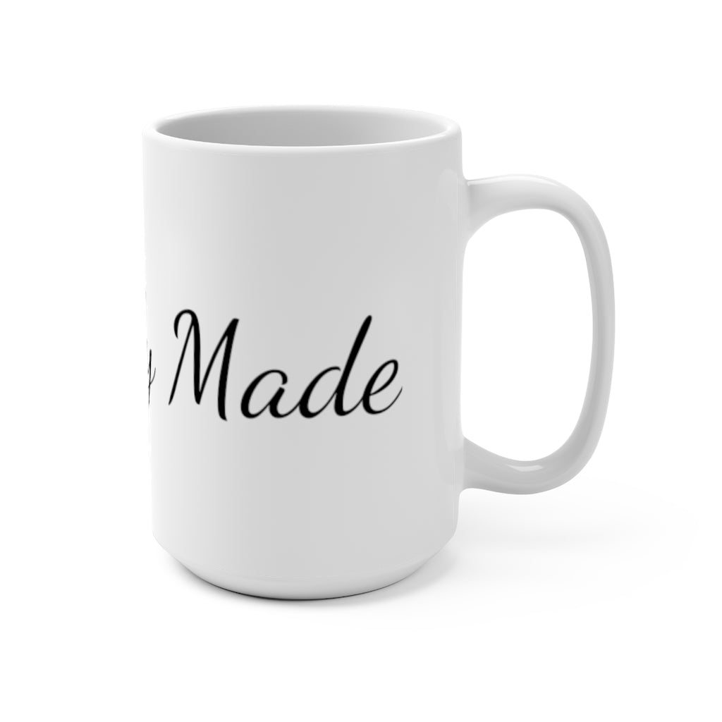 Magically Made White Mug 15oz
