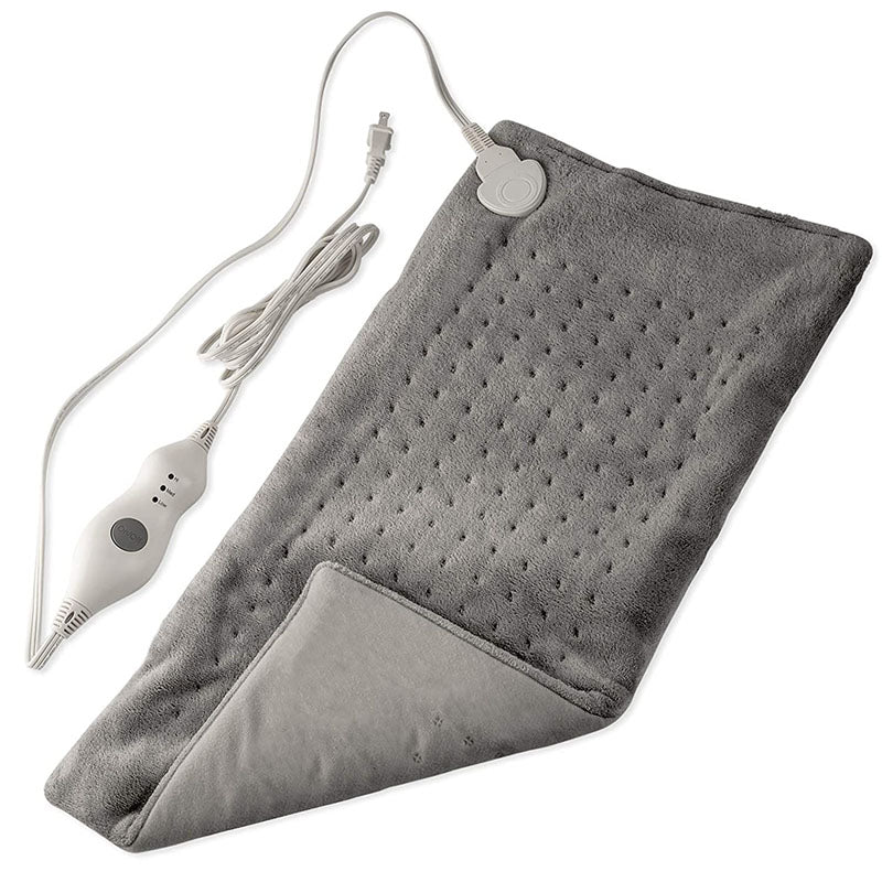 "Massage Electric Heating Pad For Back, Neck, Shoulders, Abdomen, Arm, Legs, More (12"" x 24"")"