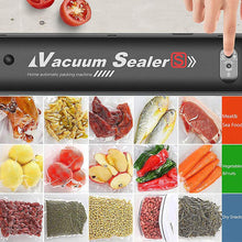 Load image into Gallery viewer, Small food vacuum machine with external pumping function