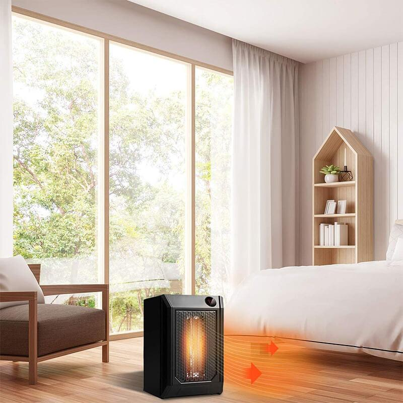 Premium Electric Space Heater for Bedroom