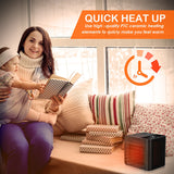 SL® Energy Saving Temperature Adjustable Space Heater 2000w