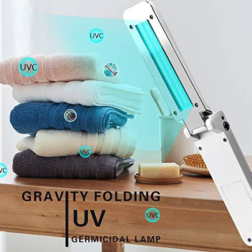 Foldable Handheld UV Sanitizing Wand