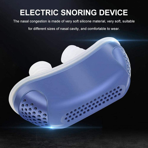 SL® Electric Air Purifier Anti Snoring Device