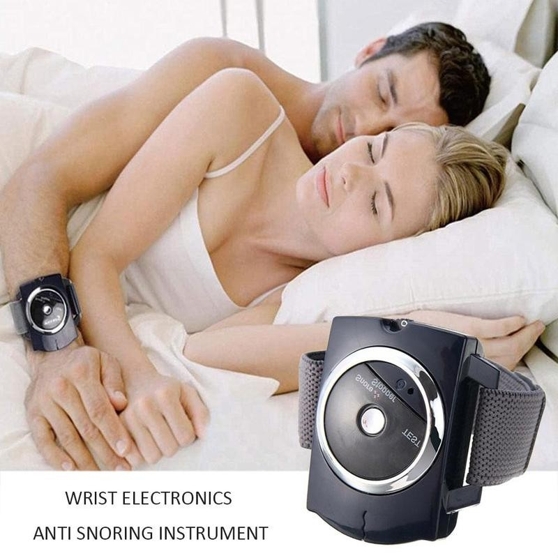 SL® Electronic Anti Snore Device Prevents Sleeping Snoring