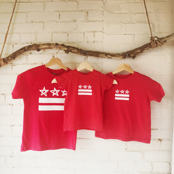 DC Flag Youth Tee