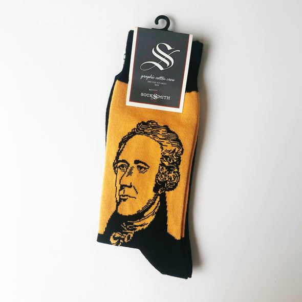 Men's Alexander Hamilton Fashion Socks