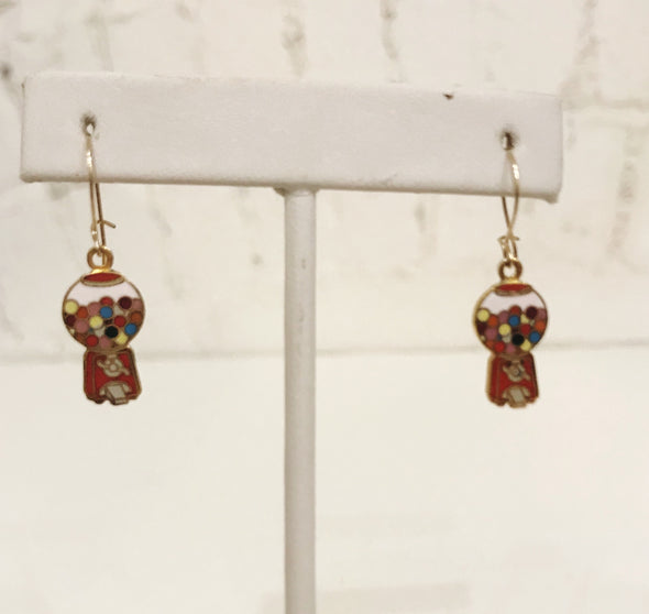 Gumball Machine Earring
