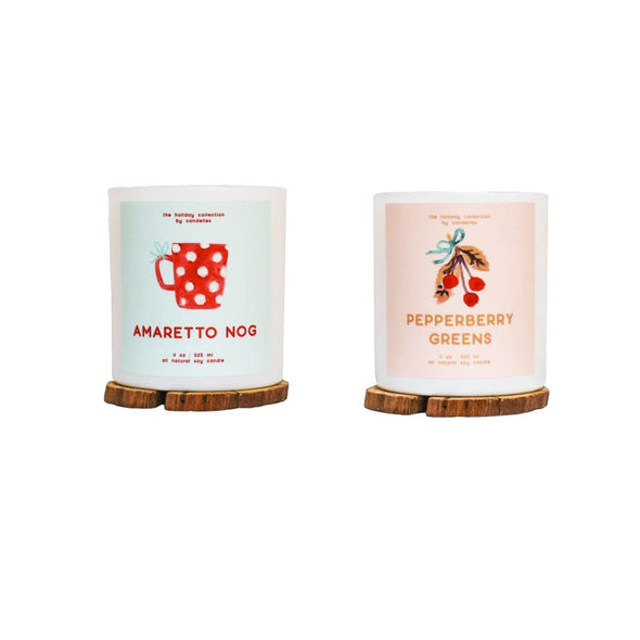 Candelles Holiday Candles