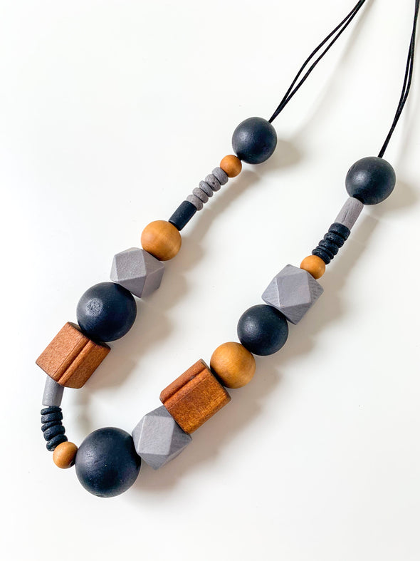 The Asymmetrical Necklace