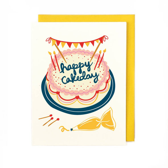 Happy Cakeday Card