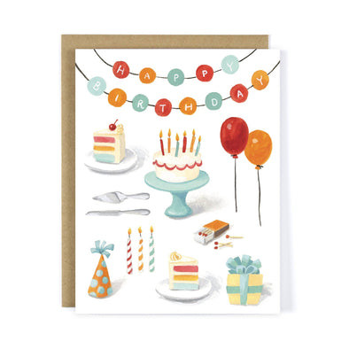 Have A Fun Birthday Greeting Card