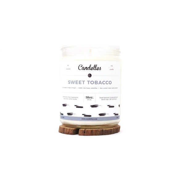 Candelles Sweet Tobacco Candle