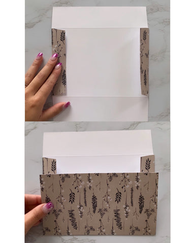 Picture from Blog Post: How to Make an Envelope