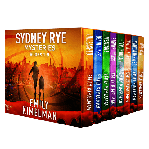 Sydney Rye Mysteries, Books 1-8 Audiobook