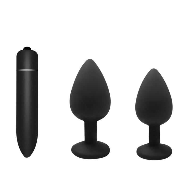 Soft Anal Plugs & Prostate Massager | Good Vibes Only