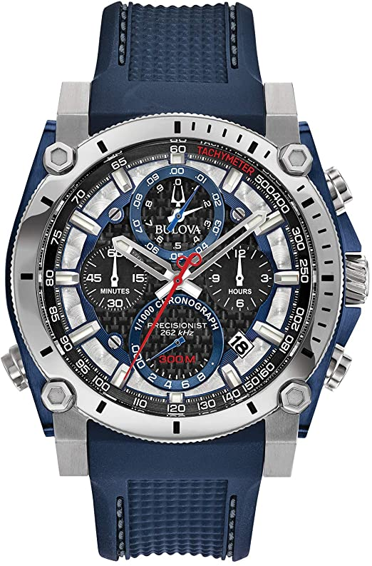 Men's Bulova Precisionist Watch - Model 98B315