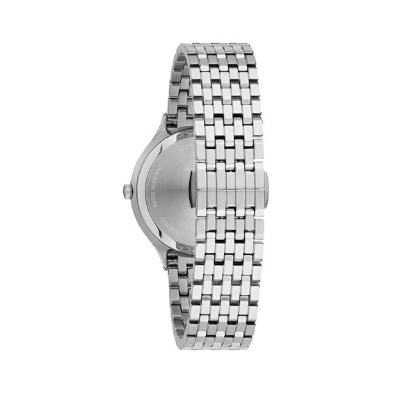 Women's Wittnauer Black Tie Watch
