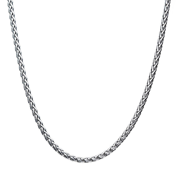 Stainless Steel 6mm Spiga Chain