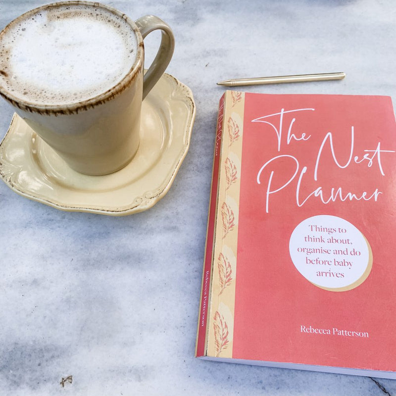 The Nest Planner | Pregnancy journal | Ruby and J