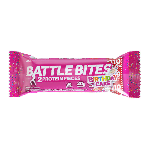 Battle Bites Protein Bar | Ruby and J