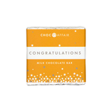 'Congratulations' Chocolate Bar