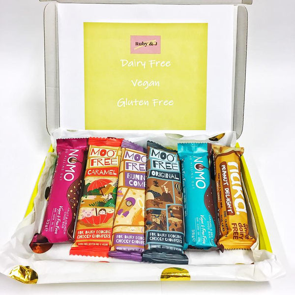 Dairy-Free/Vegan/Gluten-Free Treat Box (2) | Ruby and J