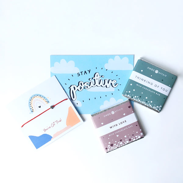 'Stay Positive' Mini Gift Set