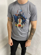Load image into Gallery viewer, Luxe Grey Mandrill T-Shirt