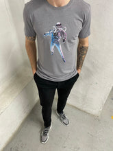 Load image into Gallery viewer, Luxe Astronaut Grey T-shirt