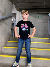 Load image into Gallery viewer, Boy's Luxe Black Toska T-Shirt