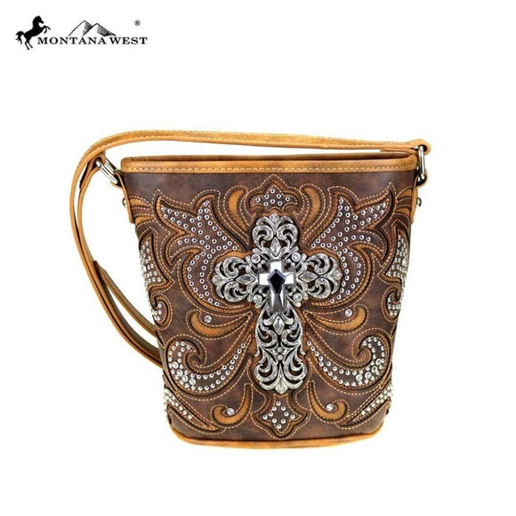 Montana West Spiritual Collection Crossbody Bag