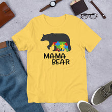 Load image into Gallery viewer, Autism mama bear