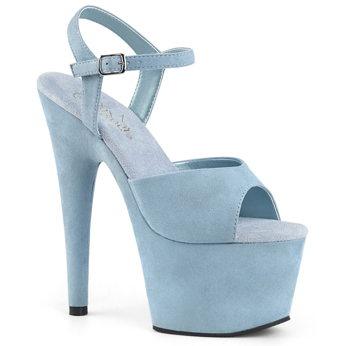 Pleaser Sandal ADORE 709FS/BBFS - Baby Blue