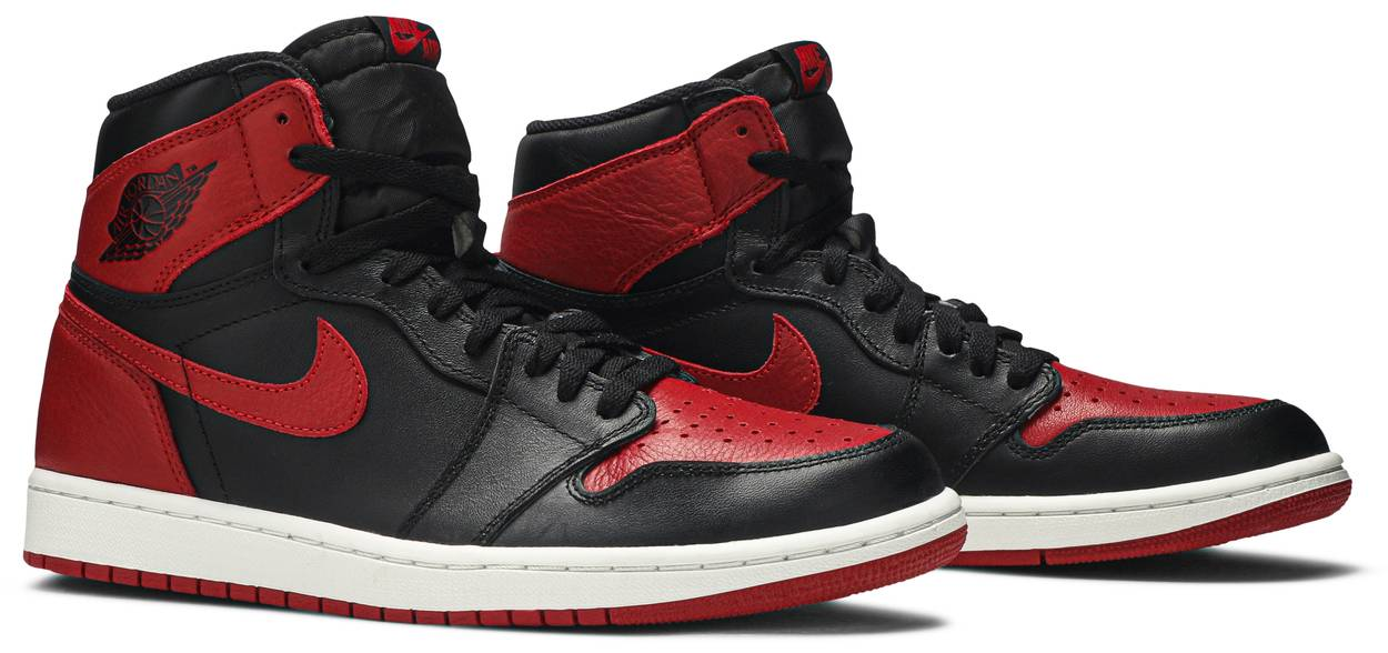 "Air Jordan 1 Retro High ""Banned"""