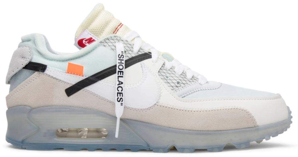 Off-White x Air Max 90 'The Ten'