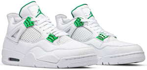 Air Jordan 4 Retro 'Green Metallic'